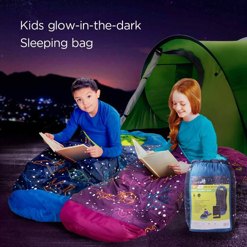 Image of Acecamp Kids Sleeping Bags- Extreme Temp Rating 30F/ -1C