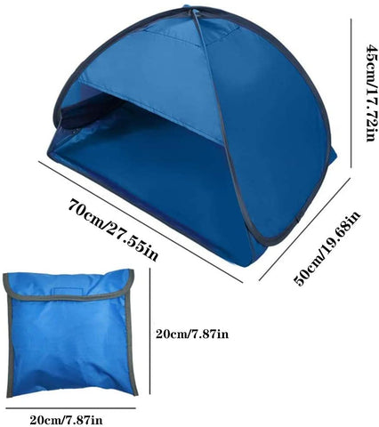 Head Pop Up Tent
