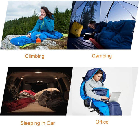 Image of Sleeping Bag for Camping Adult