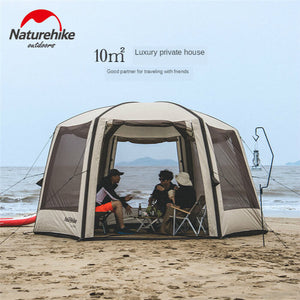 Naturehike Cloud Nest Hexagonal Inflatable Tent