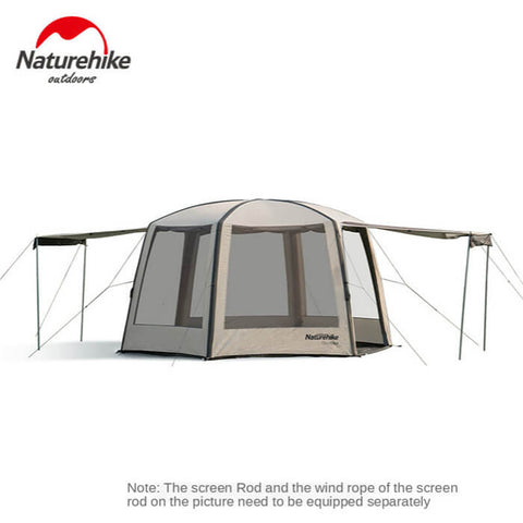 Image of Naturehike Cloud Nest Hexagonal Inflatable Tent