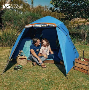 Mobi Garden Lingdong Family Automatic Tent