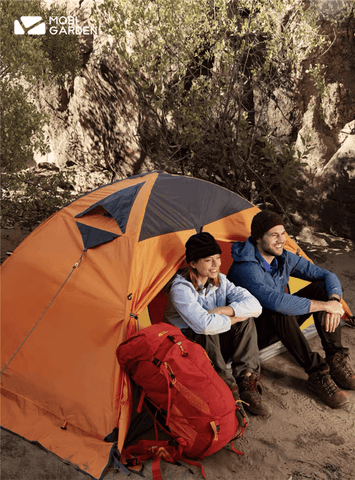Image of Mobi Garden LS 2-3 Plus Tent