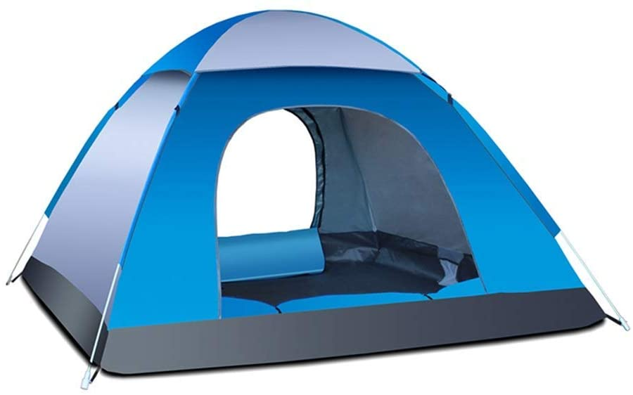 3-4 Person Waterproof Instant Pop Up Camping Tent