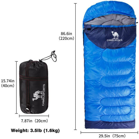 Image of 4 Seasons Camping Sleeping Bag