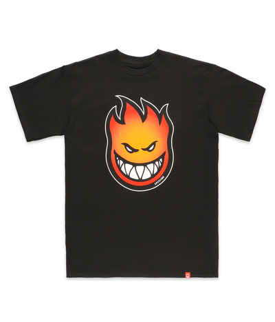 Spitfire Youth Bighead Fade Fill Tee Black
