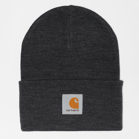 Carhartt Acrylic Watch Hat Black Heather