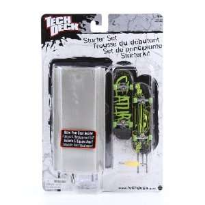 Tech Deck Starter Kit Creature (2 Completes + Obstacle)