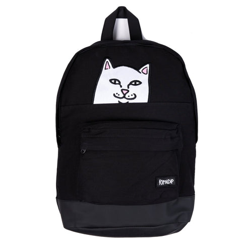 RipnDip Lord Nermal Backpack Black