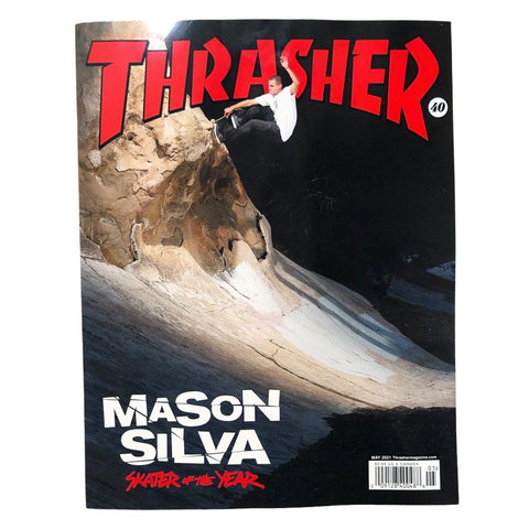 Thrasher Magazine May 2021
