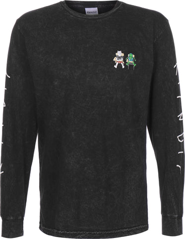 RipnDip Butz Up Longsleeve Black