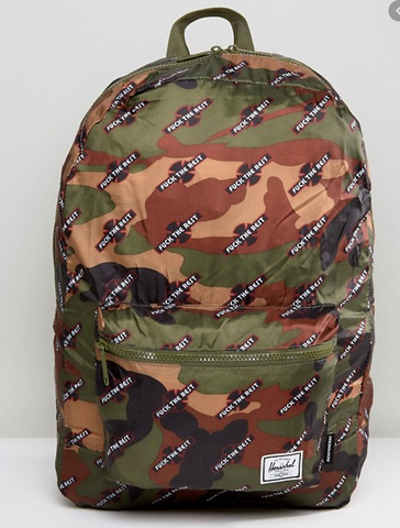 Herschel Independent Packable Daypack