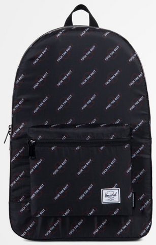 Herschel Independent Packable Daypack Black