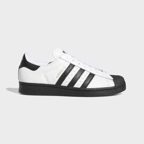 ADIDAS SUPERSTAR ADV Cloud White/Black/Gold