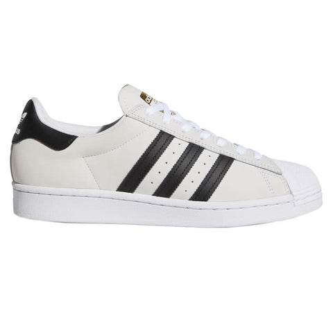 ADIDAS SUPERSTAR ADV WHITE/BLACK/GOLD