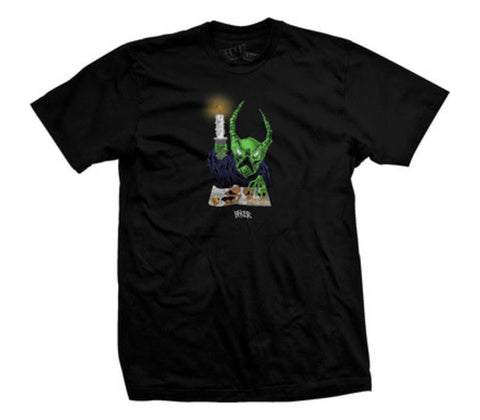 Baker Sorcery Survival Tee Black