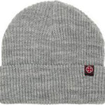 Independent Edge Beanie Heather