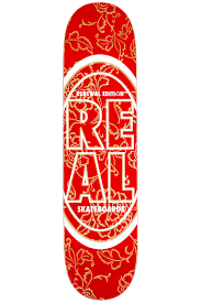 Real Stackerd Floral Renewal Red 7.75