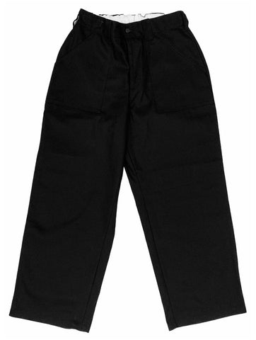 Poetic Painter Pants Black