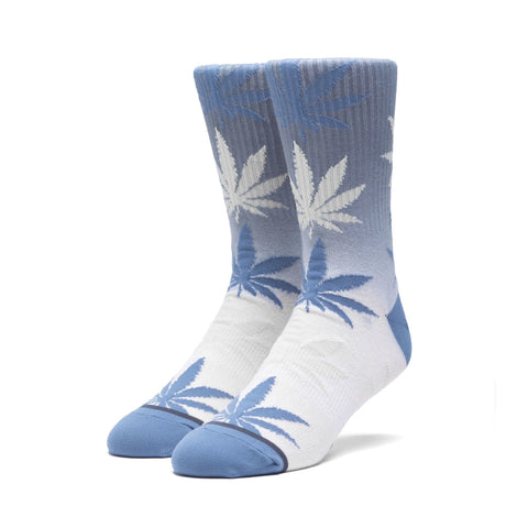 Huf Gradient Dye Plantlife Socks Blue Mirage