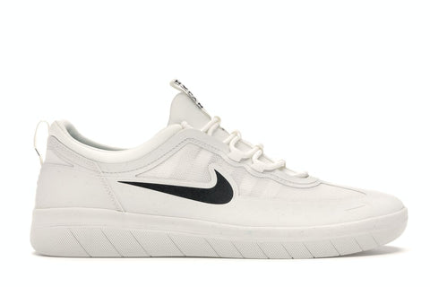 Nike Sb Nyjah Free 2.0 Summit White/Black