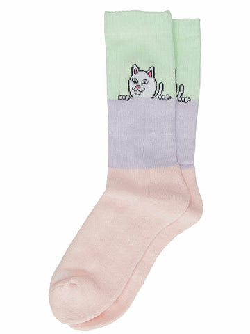 RipnDip Peeking Nerm Socks Color Block