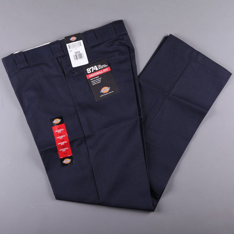 Dickies 874 Work Pant Dark Navy