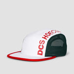 DC Ripturns Camper Hat White