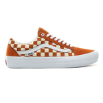Vans - Old Skool Pro - Checkerboard Golden Oak