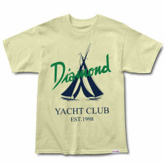Diamond Voyage Tee Banana