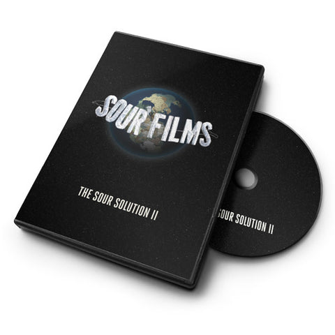 The Sour Solution II DVD