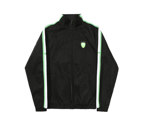 Helas Bench Tracksuit Jacket Black
