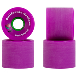 California Cruiser Wheels Purple 61mm 78a