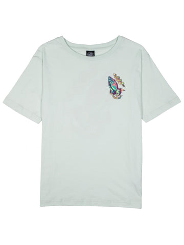 Santa Cruz Women PFM Tee Mint