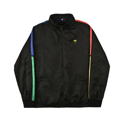 Helas Triby Tracksuit Jacket Black