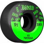 Bones Wheels V4 100's OG Formula Black 54mm