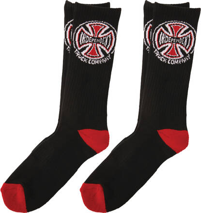 Independent Truck Co. Sock (2 pack) Black