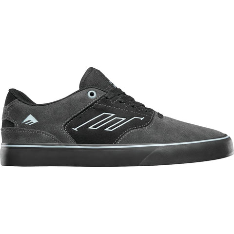 Emerica Reynolds Low Vulc Black Grey Blue