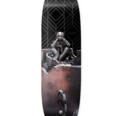 Primitive Moebius Anxiety Man Black 9.125