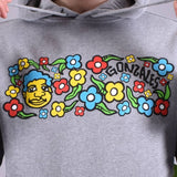 Krooked Gonz Sweatpants Hood Heather Grey
