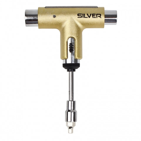 Silver Tool Gold