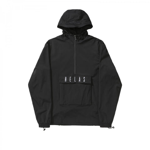 Helas Gang Hooded Jacket Black