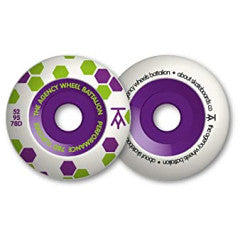 The Agency Wheels Tufcore 52mm 95A