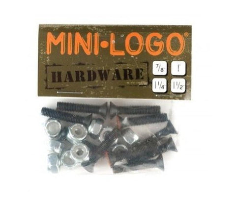 Mini Logo Bolts 1 Inch