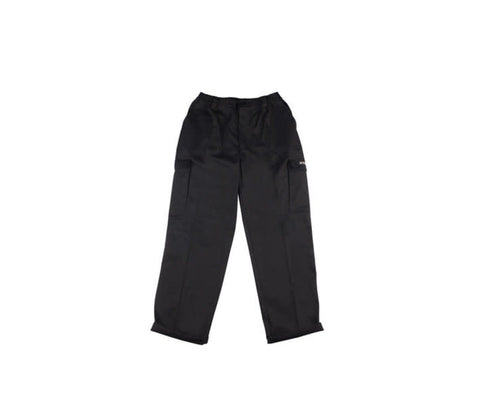 Sour City Safari Cargo Pants Black