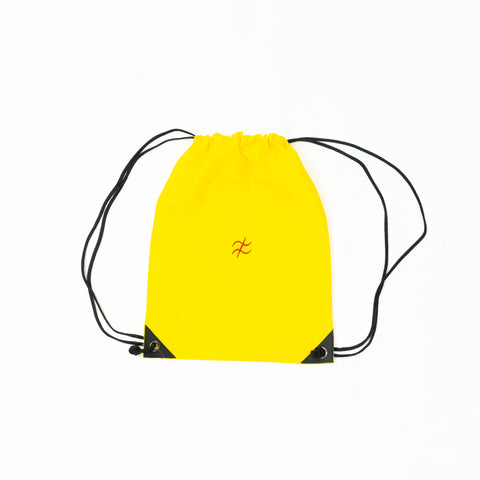 Zehma Sports Bag Yellow