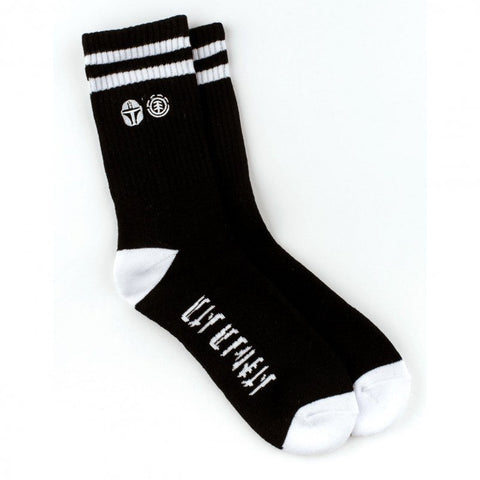 Element x Star Wars Socks Flint Black