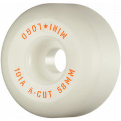 Mini Logo A-Cut 58mm 101a Wheels