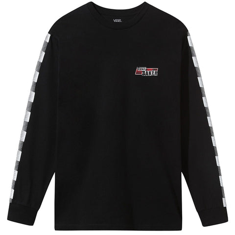 Vans x Baker Speed Check Longsleeve Black