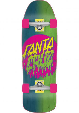 Santa Cruz Rad Dot Complete Cruiser 9.35